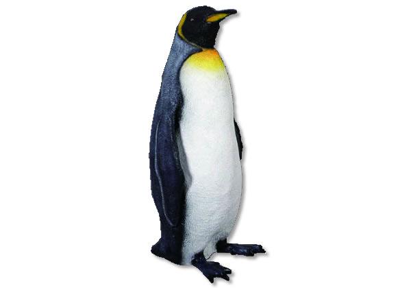 ペンギン置物動物インテリア動物オブジェ キングペンギン / King Penguin