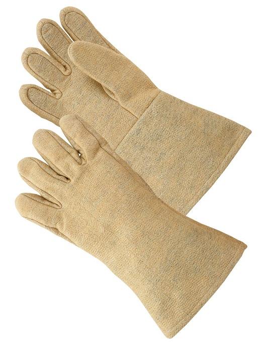 手袋 耐熱手袋・コーネックス・高温作業において、優れた耐久性・防災耐熱性 CGF6F35 メーカー(株)帝健素材供給 帝人(株)
