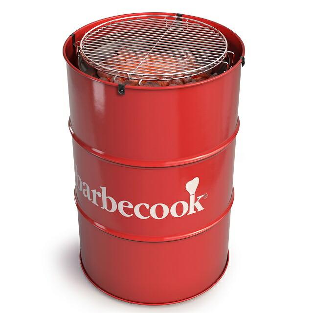 barbecook 223.6080.000 エドソン(レッド)【正規品】 BBQバーベクック BBQ【全国送料無料】