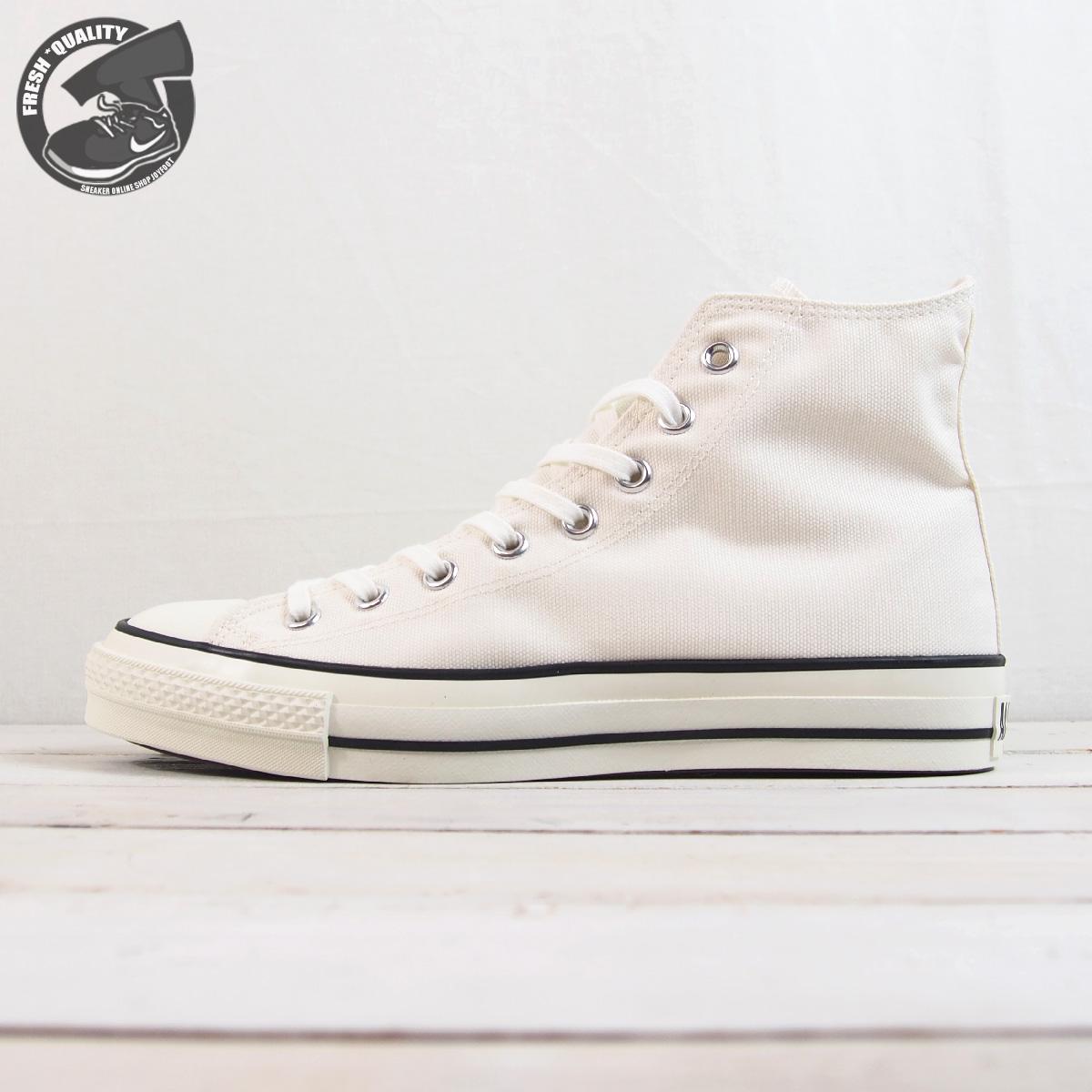 32067960 CONVERSE CANVAS ALL STAR J HI WHITE Converse canvas all stars Japan high white constant sellers