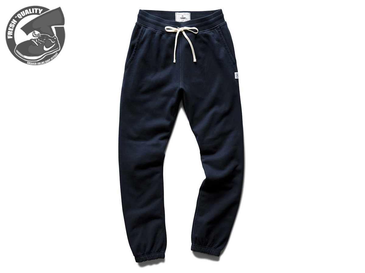RC-5175-NAVY REIGNING CHAMP CUFFEDSWEATPANT MIDWEIGHT TERRY NAVY レイニング チャンプ カフススウェットパンツ ミッドウェイト テリー