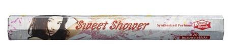 Aroma 日本正規品 Blends シャワーを浴びたような爽やかさ 甘酸っぱいシトラスの香り スウィートシャワー 格安激安 アロマブレンズ パルマート インセンススティック
