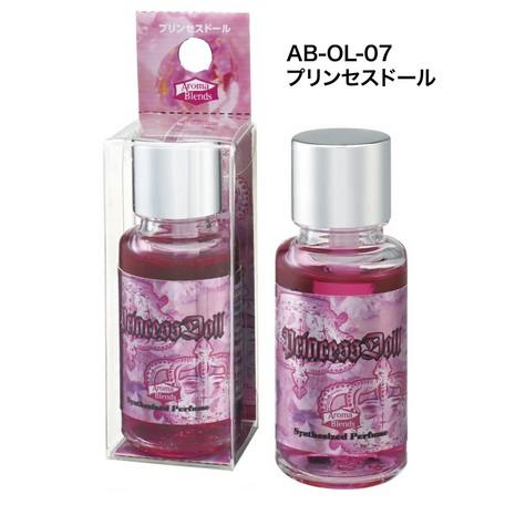 Aroma Blends ロマンティックなバラの花とフルーティーな甘さが魅力の香り アロマブレンズ プリンセスドール パルマート 激安通販販売 ランキング総合1位 フレグランスオイル