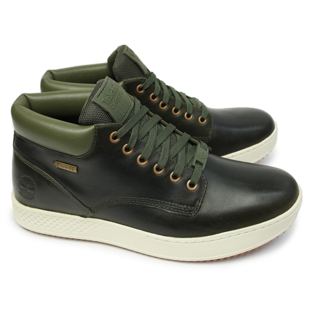 Timberland Timberland men waterproofing boots city loam GTX チャッカ GORE TEX genuine leather antibacterial deodorization CITYROAM GTX CHUKKA