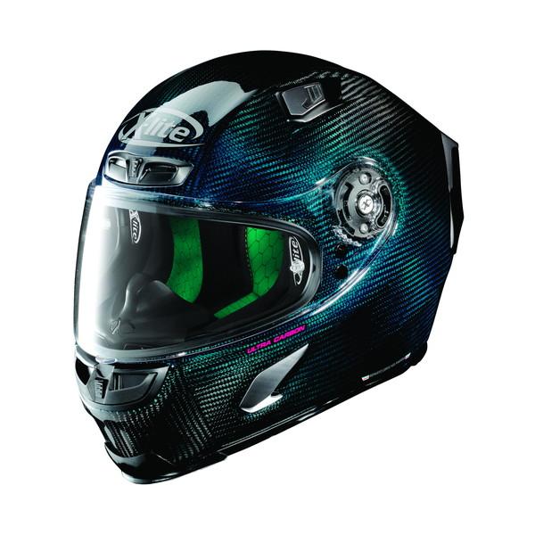 NOLAN 99286 NOLAN X803 ULTRA CARBON ニュアンス カーボン ブルー/6 L(頭囲59-60cm) カーボン フルフェイスヘルメット