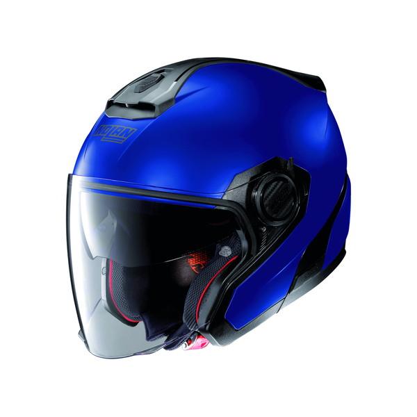 NOLAN 99378 NOLAN N40-5 ソリッド フラットケイマンブルー/14 M(頭囲57-58cm) ジェットヘルメット