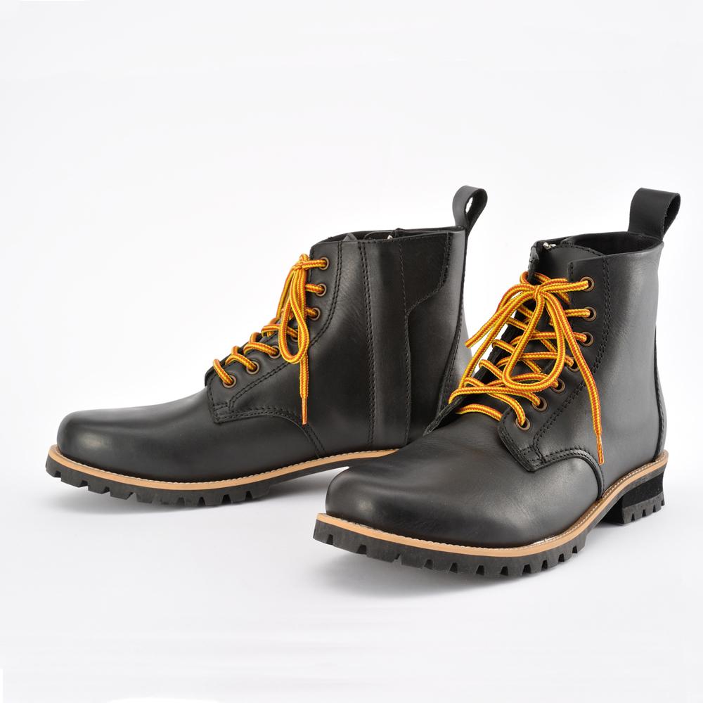 デイトナ HenlyBegins ショートブーツ HBS-003(ブラック)