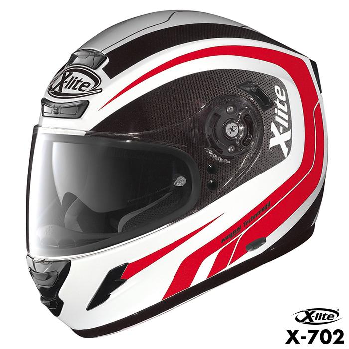 X-LITE X-702 スイフト メタルホワイト/5 フルフェイスヘルメット XL(61-62cm)