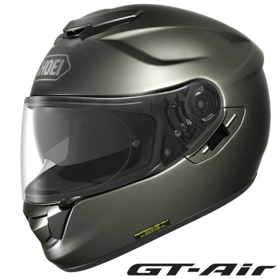 ショウエイ GT-Air (ジーティー-エアー) フルフェイスヘルメット 【アンスラサイトメタリック XLサイズ】