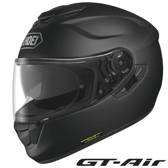 ショウエイ GT-Air (ジーティー-エアー) フルフェイスヘルメット 【マットブラック XXLサイズ】