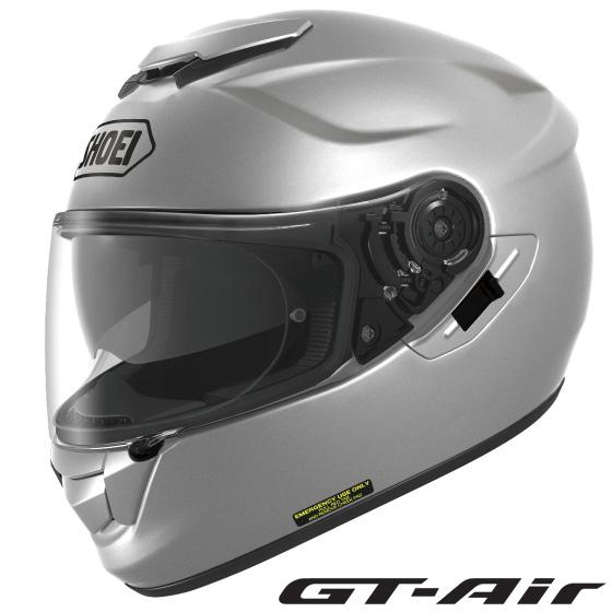 ショウエイ GT-Air (ジーティー-エアー) フルフェイスヘルメット 【ライトシルバー XXLサイズ】