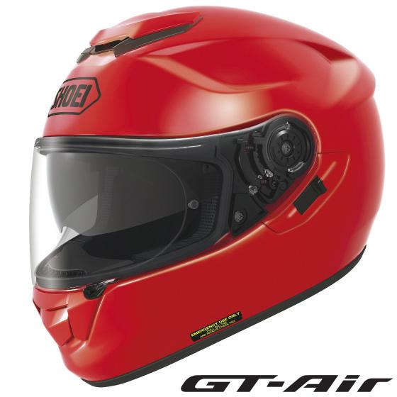 ショウエイ GT-Air (ジーティー-エアー) フルフェイスヘルメット 【シャインレッド XLサイズ】