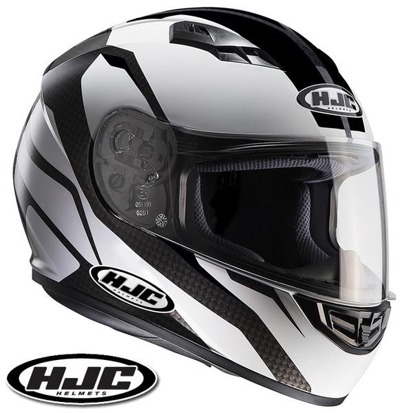 HJC CS-15 セブカ フルフェイスヘルメット 【ブラック L(59-60cm):HJH116 SEBKA】