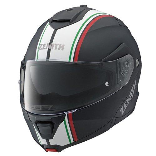 ヤマハ YJ-19 ZENITH Graphic ゼニス グラフィック システムヘルメット 【GF 01(ブラック) XLサイズ】 90791-2356X