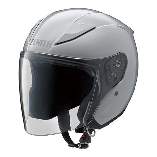 ヤマハ YJ-20 ゼニス 【プラチナシルバー XLサイズ】 ZENITH ジェットヘルメット 90791-2346X