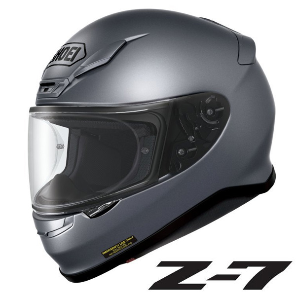 ショウエイ Z-7 (ゼット-セブン) フルフェイスヘルメット 【パールグレーメタリック XLサイズ】