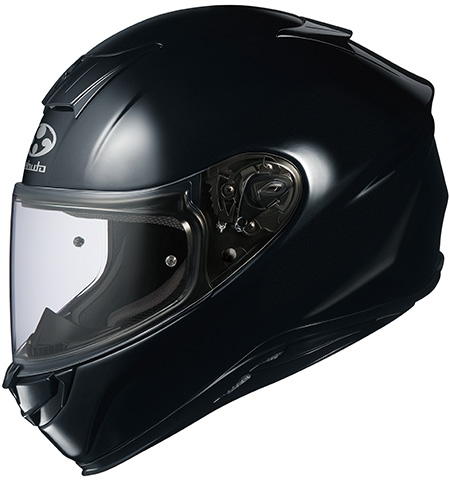 OGKカブト Aeroblade-5 エアロブレード5 【ブラックメタリック Mサイズ】 フルフェイスヘルメット