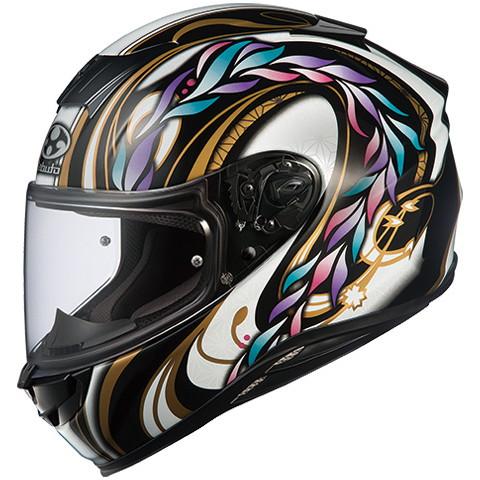 OGK エアロブレード5 TAMON 【Mサイズ】 タモン フルフェイスヘルメット