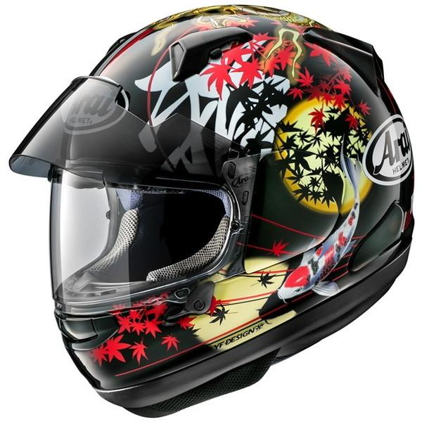 【送料無料】【L(59-60cm)】 アライ ASTRAL-X ORIENTAL2 【Lサイズ】 アストラルX オリエンタル2 フルフェイスヘルメット