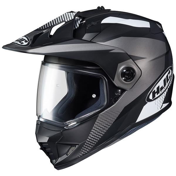 HJC HJH134 DS-X1 エーウィング ブラック 【Sサイズ】 オフロードヘルメット AWING