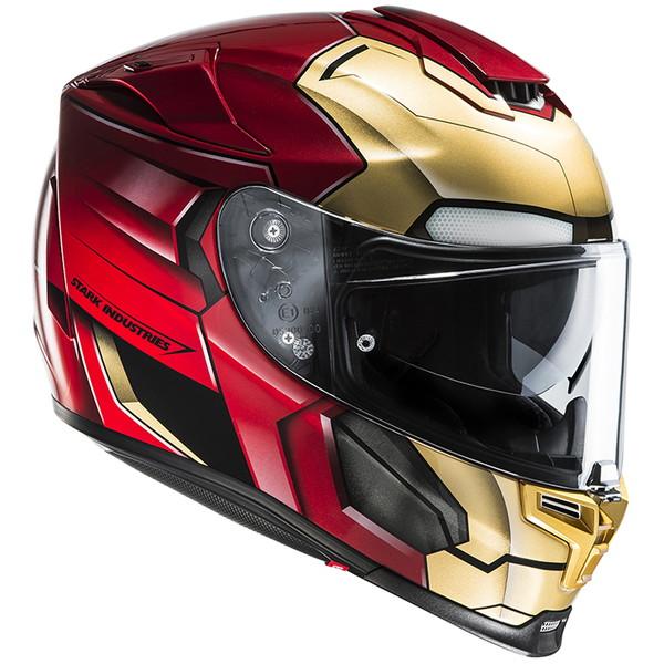 HJC HJH139 MARVEL RPHA 70 アイアンマン ホームカミング 【XLサイズ】フルフェイスヘルメット IRONMAN HOME COMING