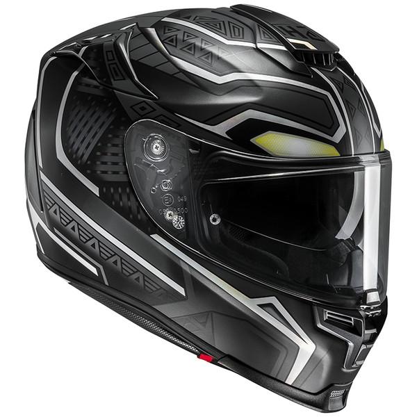 HJC HJH140 MARVEL RPHA 70 ブラックパンサー 【Mサイズ】フルフェイスヘルメット BLACK PANTHER
