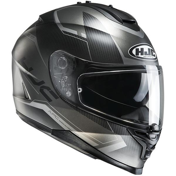 HJC HJH145 IS-17 ロクター ブラック 【Sサイズ】フルフェイスヘルメット LOKTAR