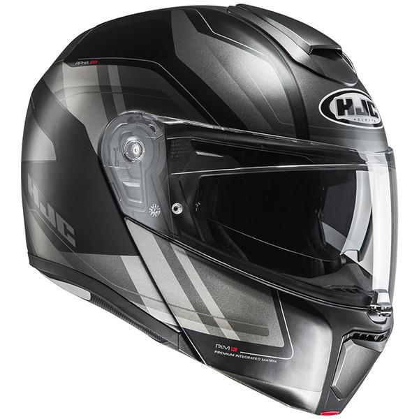 HJC HJH157 RPHA 90 タニスク 【ブラック Lサイズ】 システムヘルメット