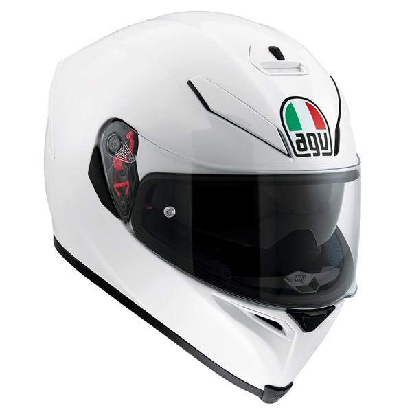 AGV K-5 S MPLK パールホワイト 【XL(61-62cm)サイズ】 フルフェイスヘルメット
