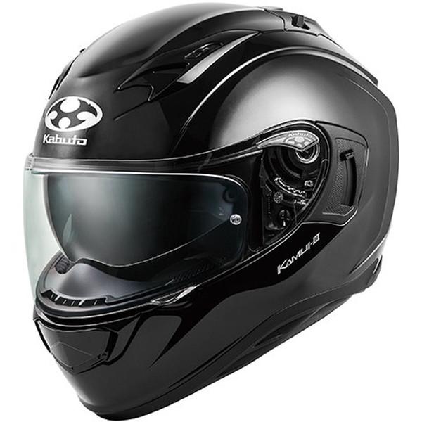 OGKカブト KAMUI-3 【ブラックメタリック XSサイズ】 フルフェイスヘルメット