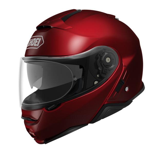 ショウエイ NEOTEC2(ネオテック2) 【ワインレッド Mサイズ】システムヘルメット