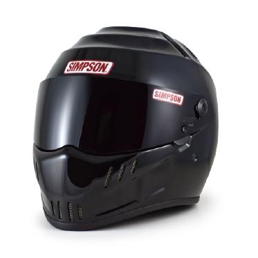 シンプソン RX12 【ブラック 60cm】 フルフェイスヘルメット