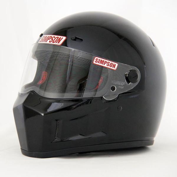 シンプソン SUPER BANDIT 13 【ブラック 61cm】 SB13 スーパーバンディット フルフェイスヘルメット