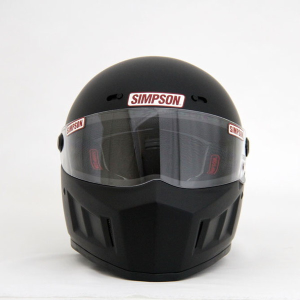 シンプソン SUPER BANDIT 13 【マットブラック 61cm】 SB13 スーパーバンディット フルフェイスヘルメット