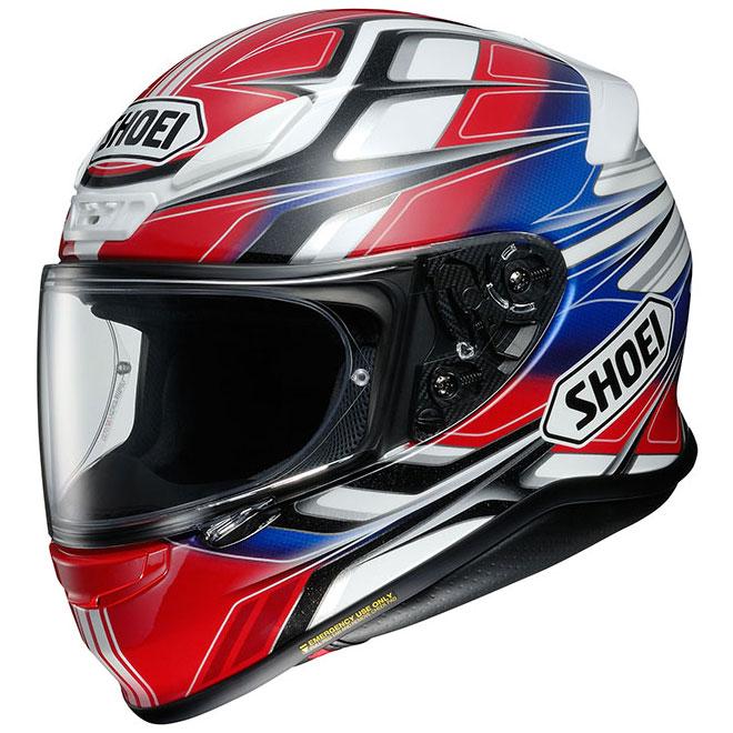 ショウエイ Z-7 RUMPUS(ランパス) 【TC-1(RED/WHITE) XLサイズ】フルフェイスヘルメット