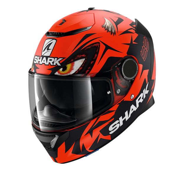 SHARK(シャーク) スパルタン レプリカ ロレンソ オーストリアGP【XLサイズ】 フルフェイスヘルメット 日本国内規格/正規代理店品