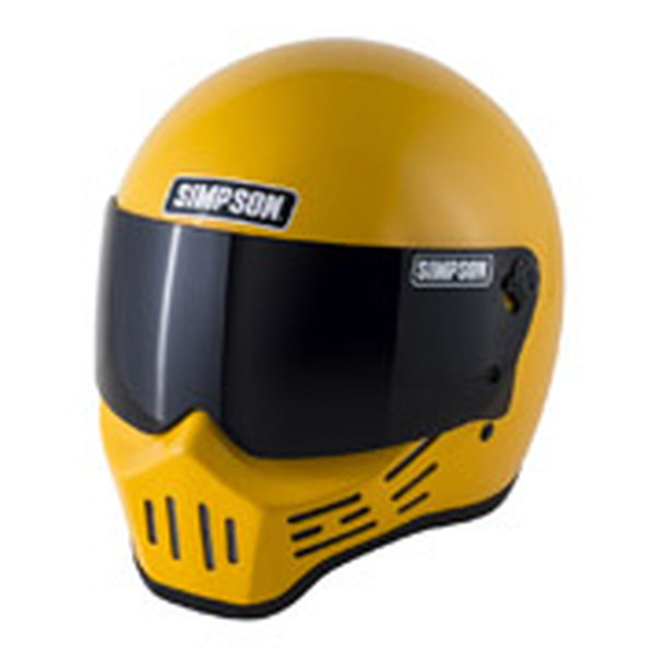 シンプソン M30 【イエロー 57cm】 MODEL 30 フルフェイスヘルメット