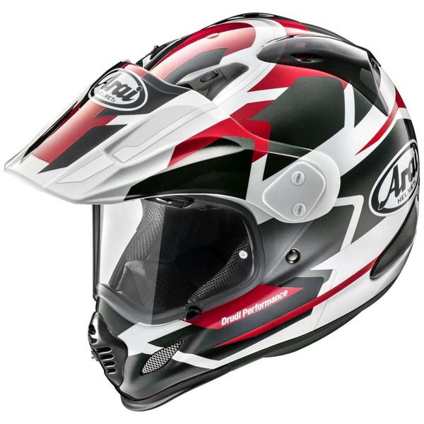 アライ TOUR-CROSS 3 DEPARTURE 【赤 XLサイズ】 デパーチャー オフロードヘルメット