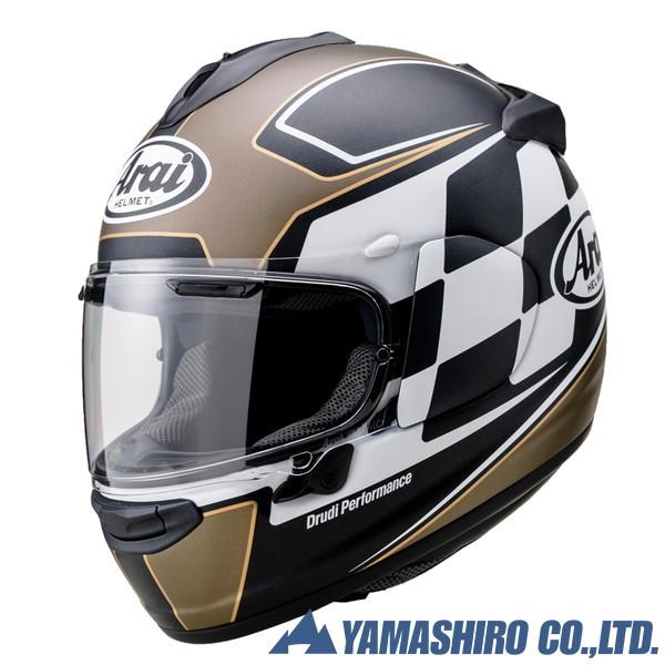 アライ×山城 VECTOR-X FINISH 【フラットサンド Lサイズ】 スタイル フルフェイスヘルメット