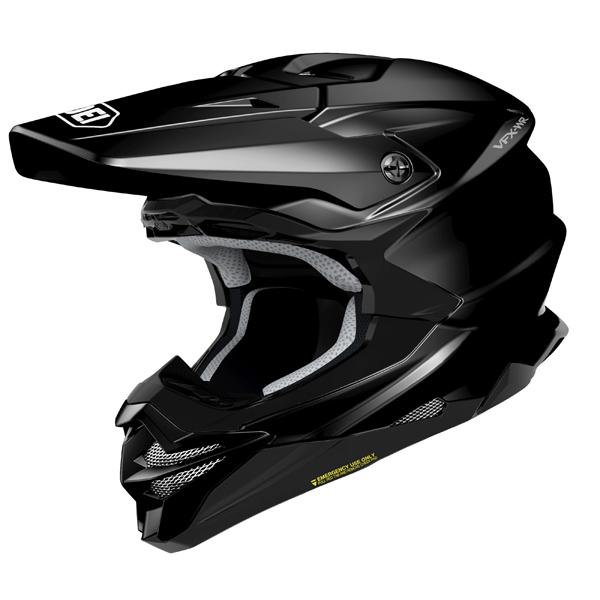 ショウエイ VFX-WR 【ブラック Sサイズ】 オフロードヘルメット