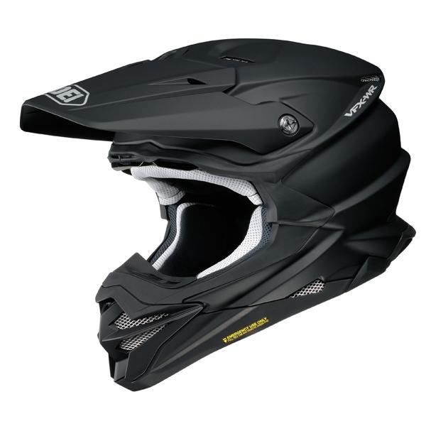 ショウエイ VFX-WR 【マットブラック Sサイズ】 オフロードヘルメット