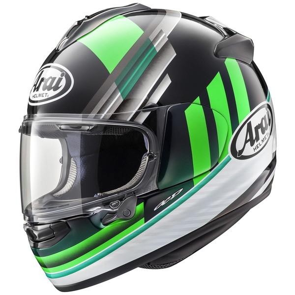 アライ VECTOR-X GUARD 【GREEN Mサイズ】 ガード フルフェイスヘルメット