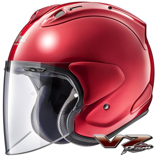 アライ VZ-Ram(VZ ラム) 【カームレッド XLサイズ】 ジェットヘルメット