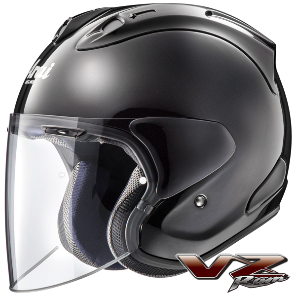 アライ VZ-Ram(VZ ラム) 【グラスブラック Lサイズ】 ジェットヘルメット