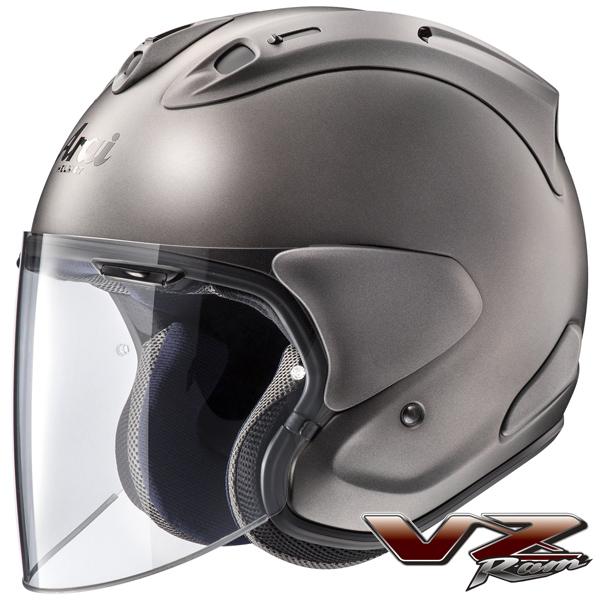 アライ VZ-Ram(VZ ラム) 【エムジーグレー Lサイズ】 ジェットヘルメット