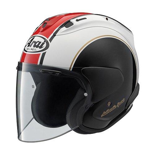 アライ VZ-RAM STRIPE(ストライプ) 【M(57-58cm)】 ヤマハオリジナルグラフィック ジェットヘルメット Q3C-YSK-006-M16 Q3C-YSK-006-M16 Q3C-YSK-006-M16 ebd