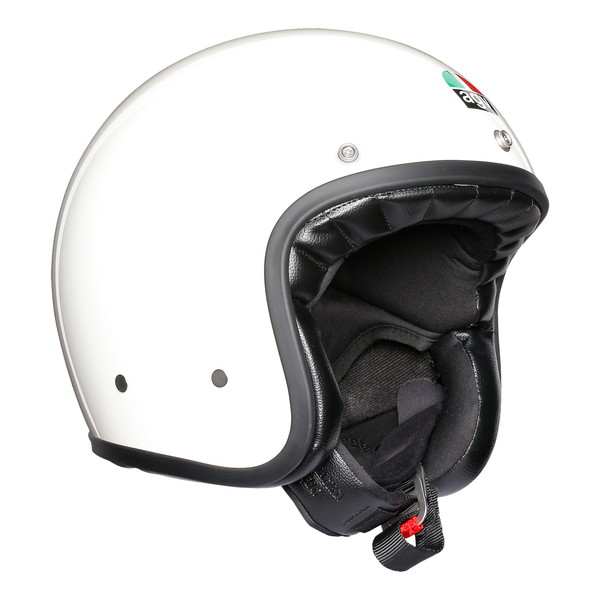 AGV LEGENDS X70 【WHITE Mサイズ】 スモールジェットヘルメット