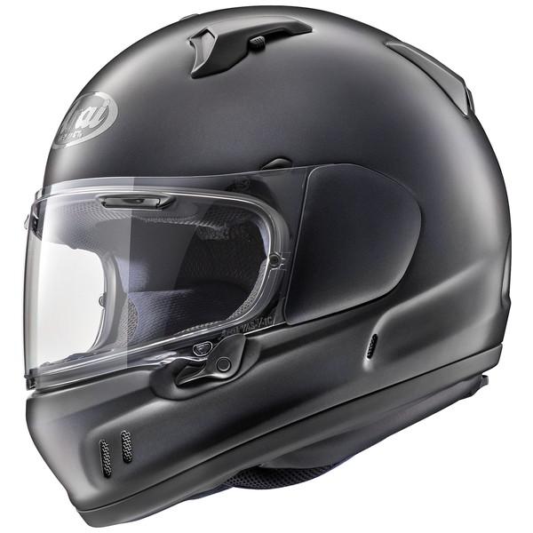 アライ XD フルフェイスヘルメット 【フラットブラック M(57-58cm)サイズ】