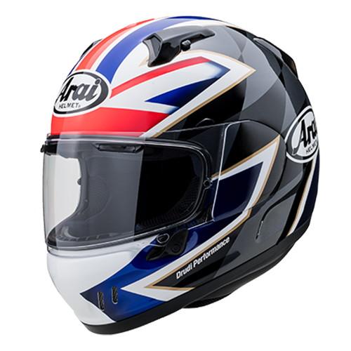 アライ×山城 XD フラッグ リーグ UK 【Lサイズ】 フルフェイスヘルメット FLAG LEAGUE UK