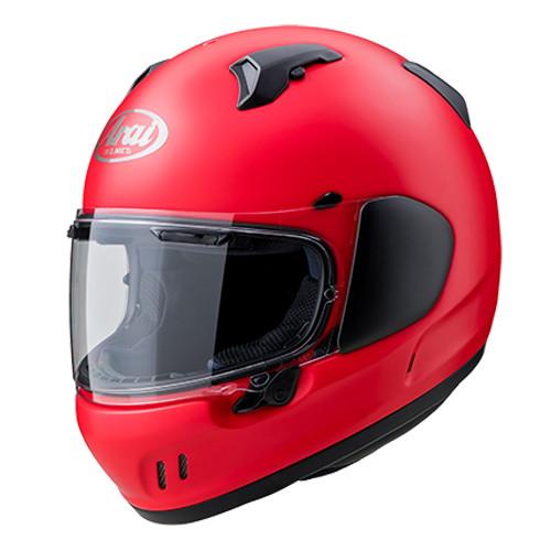 アライ×山城 XD 【フラットレッド/ブラック XLサイズ】 フルフェイスヘルメット